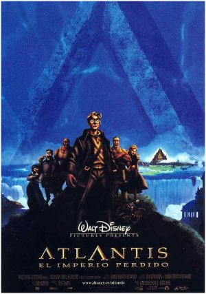 Atlantis - Das Geheimnis der verlorenen Stadt 778x1108