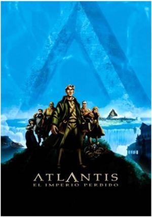 Atlantis - Das Geheimnis der verlorenen Stadt 404x576