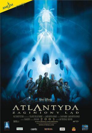 Atlantis - Das Geheimnis der verlorenen Stadt 556x800