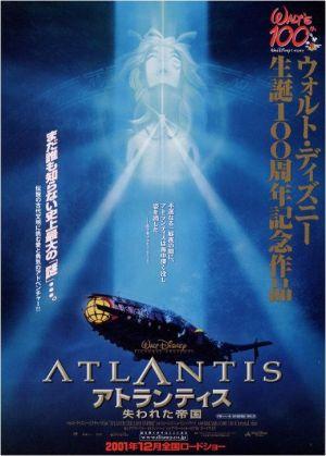 Atlantis - Das Geheimnis der verlorenen Stadt 520x727