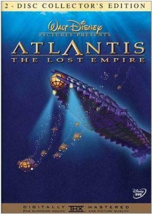 Atlantis - Das Geheimnis der verlorenen Stadt 339x478
