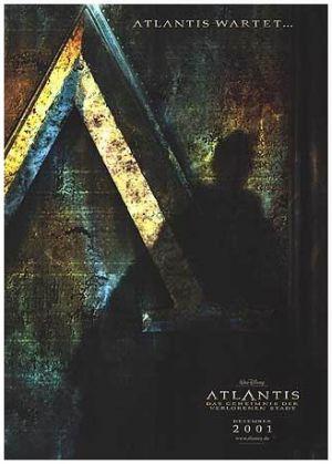 Atlantis - Das Geheimnis der verlorenen Stadt 328x458