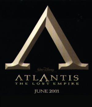 Atlantis - Das Geheimnis der verlorenen Stadt 409x476