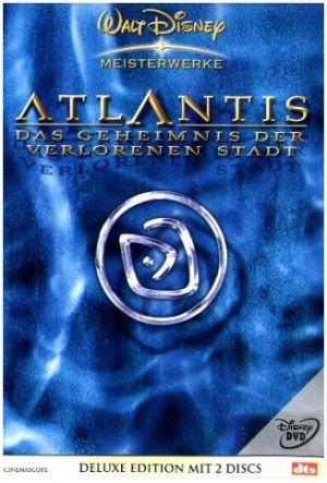 Atlantis - Das Geheimnis der verlorenen Stadt 327x483