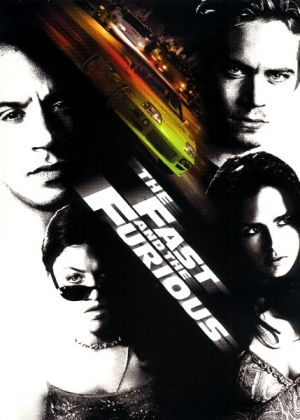 The Fast and the Furious 429x600