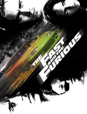 The Fast and the Furious 1150x1500