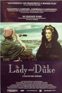 The Lady and the Duke poster