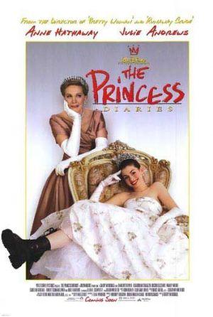 The Princess Diaries 350x520