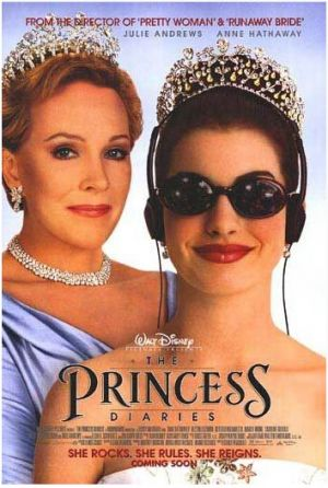 The Princess Diaries 354x526