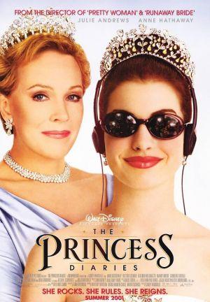 The Princess Diaries 671x966