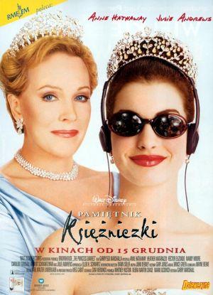 The Princess Diaries 579x800