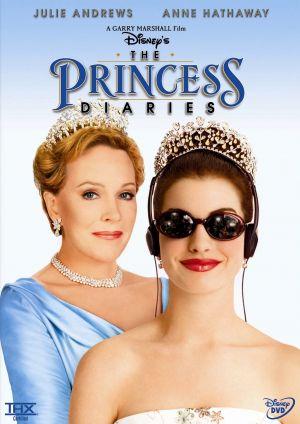 The Princess Diaries 1196x1692