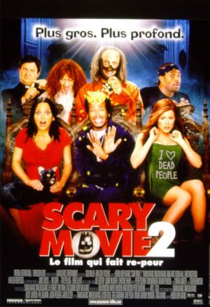 Scary Movie 2 534x780