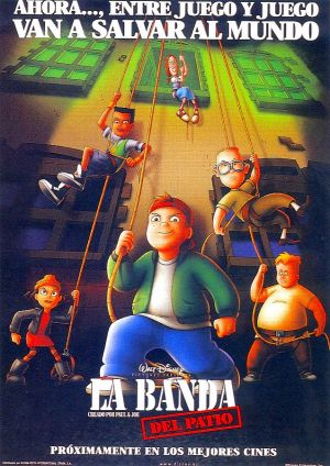 Recess: School's Out 637x900