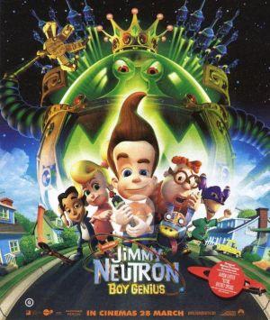 Jimmy Neutron: Der mutige Erfinder 604x715