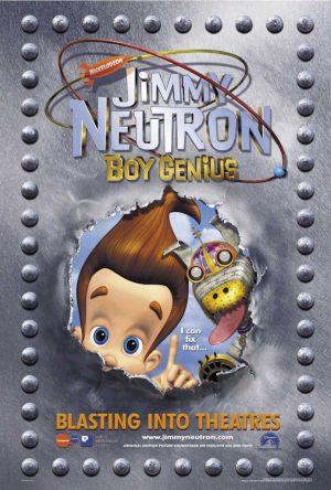 Jimmy Neutron: Der mutige Erfinder 886x1312