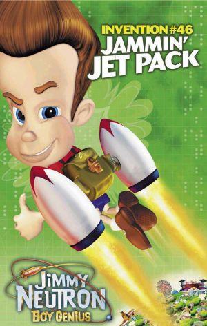 Jimmy Neutron: Der mutige Erfinder 822x1292