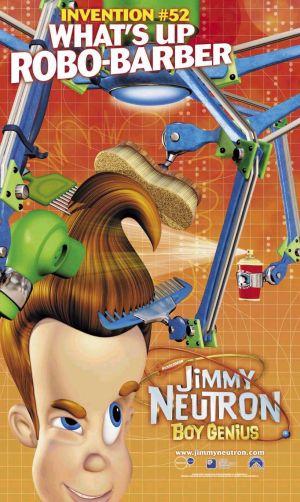 Jimmy Neutron: Der mutige Erfinder 818x1368
