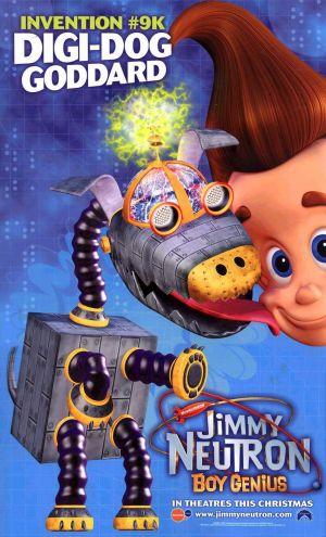 Jimmy Neutron: Der mutige Erfinder 992x1637