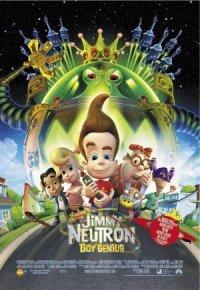 Jimmy Neutron, o Menino Gênio poster