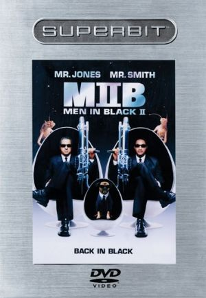 Men in Black II 366x530