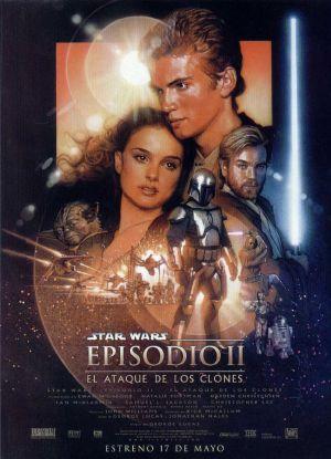 Star Wars: Episodio II - El ataque de los clones 806x1116
