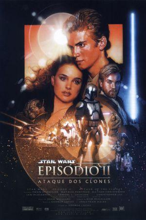 Star Wars: Episodio II - El ataque de los clones 565x850