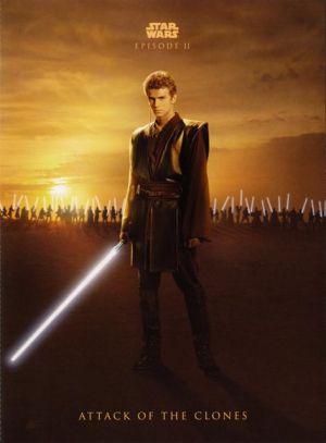 Star Wars: Episodio II - El ataque de los clones 472x640