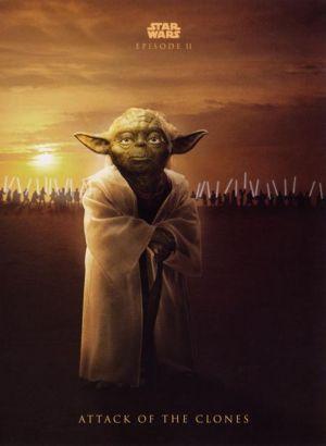 Star Wars: Episodio II - El ataque de los clones 467x638