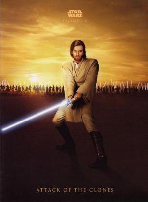 Star Wars: Episodio II - El ataque de los clones 468x638