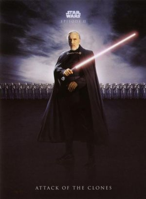 Star Wars: Episodio II - El ataque de los clones 468x639