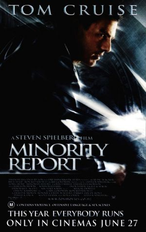 Minority Report 620x981