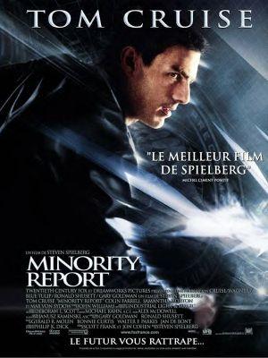 Minority Report 600x800