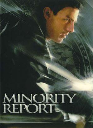 Minority Report 435x600