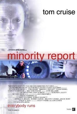 Minority Report 383x567