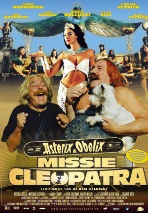 Astérix & Obélix: Mission Cléopâtre 495x710