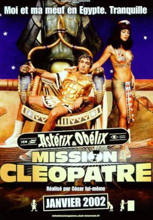 Astérix & Obélix: Mission Cléopâtre 350x503