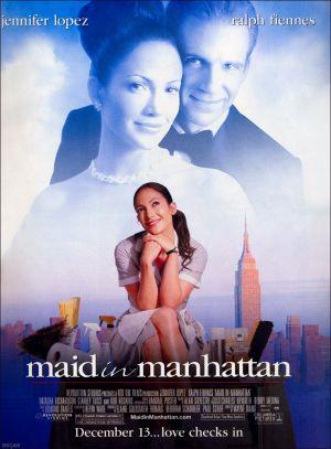 Maid in Manhattan 737x1000