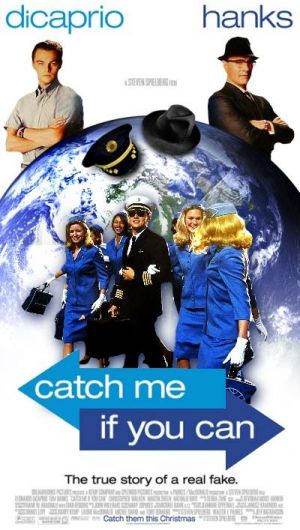 Catch Me If You Can 400x707