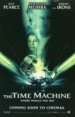 The Time Machine 456x711
