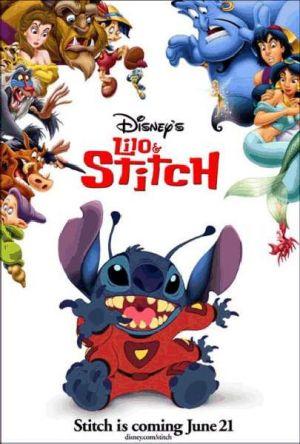 Lilo & Stitch 405x600