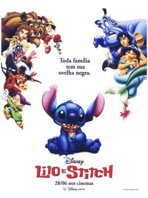 Lilo & Stitch 634x850
