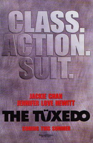 The Tuxedo 500x767