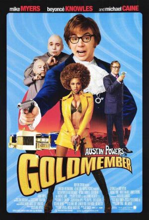 Austin Powers in Goldmember 551x812