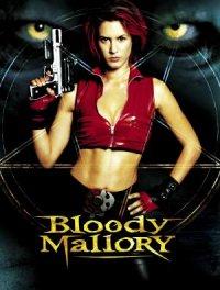 Bloody Mallory - Die Dämonenjägerin poster