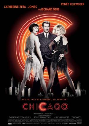 Chicago Theatrical poster