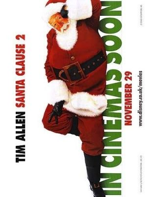 The Santa Clause 2 375x500