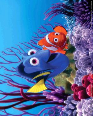Finding Nemo Key art