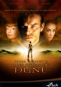 Frank Herbert's Children of Dune poster