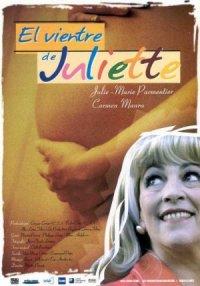 Le ventre de Juliette poster